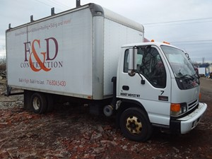 GMC W3500 - Salvage 19-154