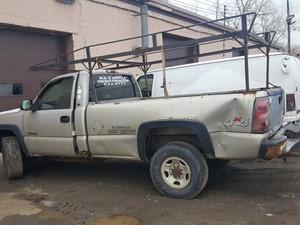 Chevrolet Silverado - Salvage 20-014