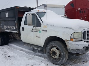 Ford F-550 - Salvage 21-016