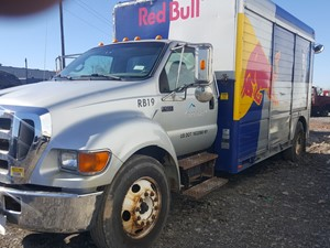 Ford F-650 - Salvage 20-136