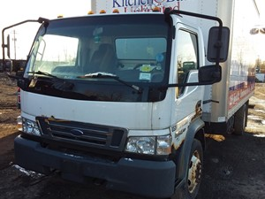 Ford LOW CAB FORWARD - Salvage 19-150