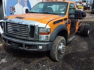 Ford F-450 - Salvage 19-054