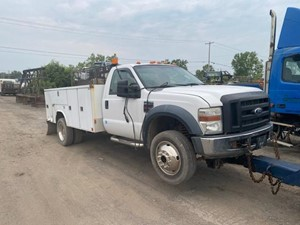 Ford F-450 - Salvage 21-131