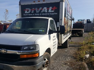 Chevrolet Express - Salvage 19-130