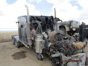 Freightliner Classic 120 - Salvage SV-105