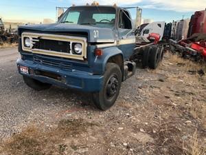 Chevrolet C70 - Salvage 101020