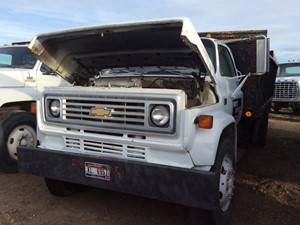 Chevrolet C70 - Salvage 112518