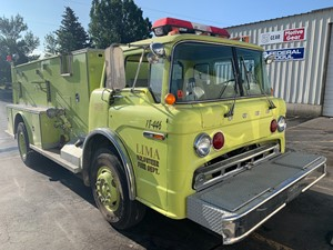 Ford C800 - Salvage 71119