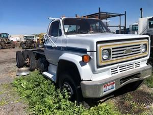 Chevrolet C70 - Salvage 52621
