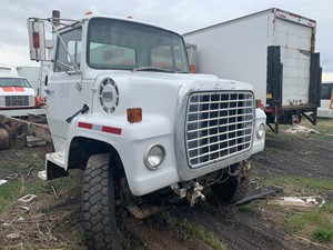 Ford 8000 - Salvage 51919
