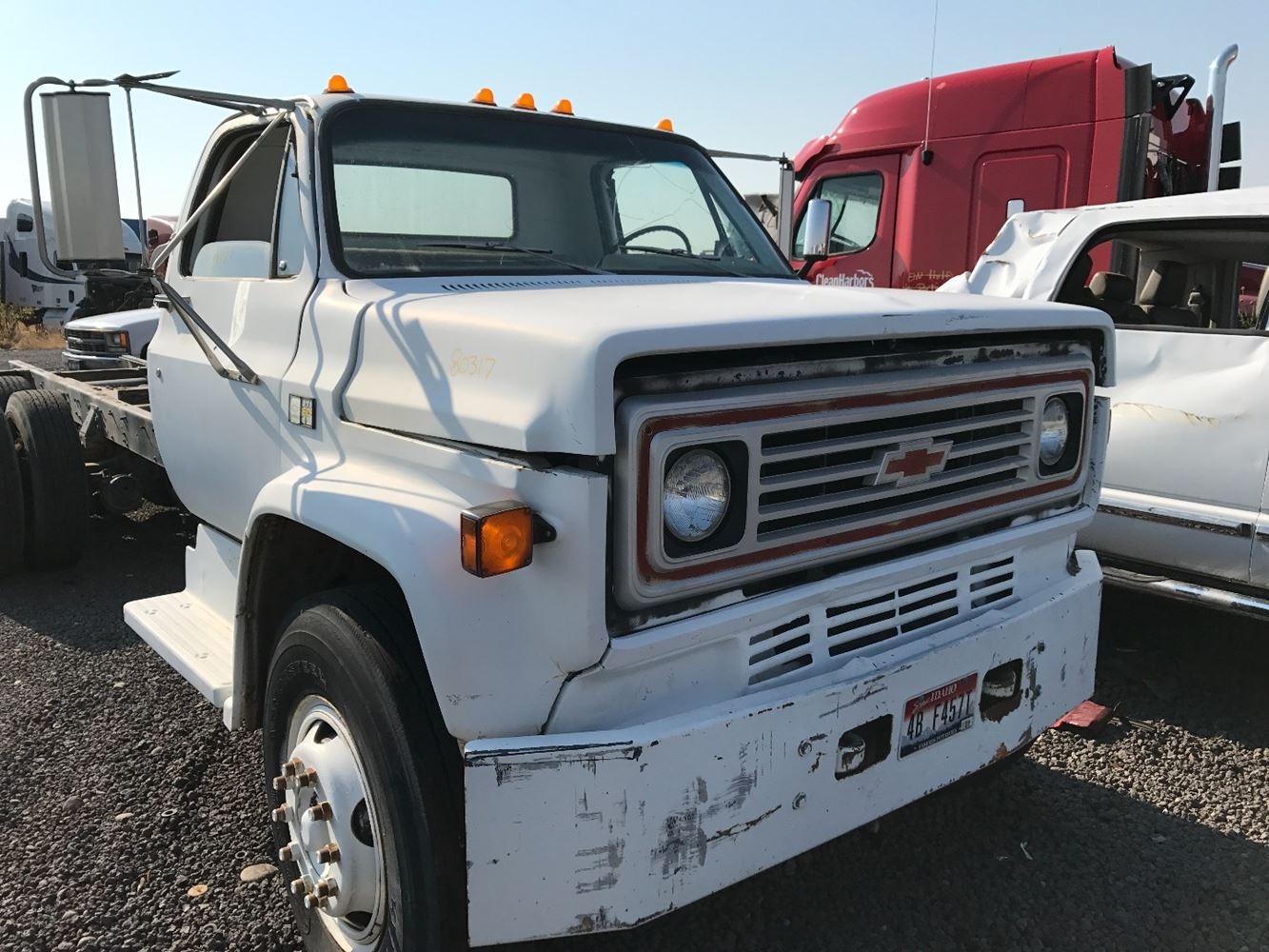 [DIAGRAM_5FD]  1984 Chevrolet C70 | TPI | 1984 Chevy C70 Wiring Harness |  | Truck Parts Inventory