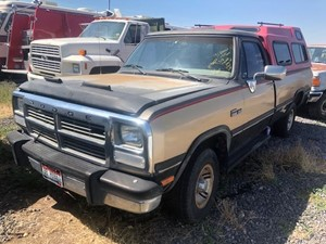 Dodge Ram Pickup - Salvage 90120