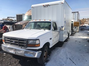 Ford F-350 - Salvage 101620