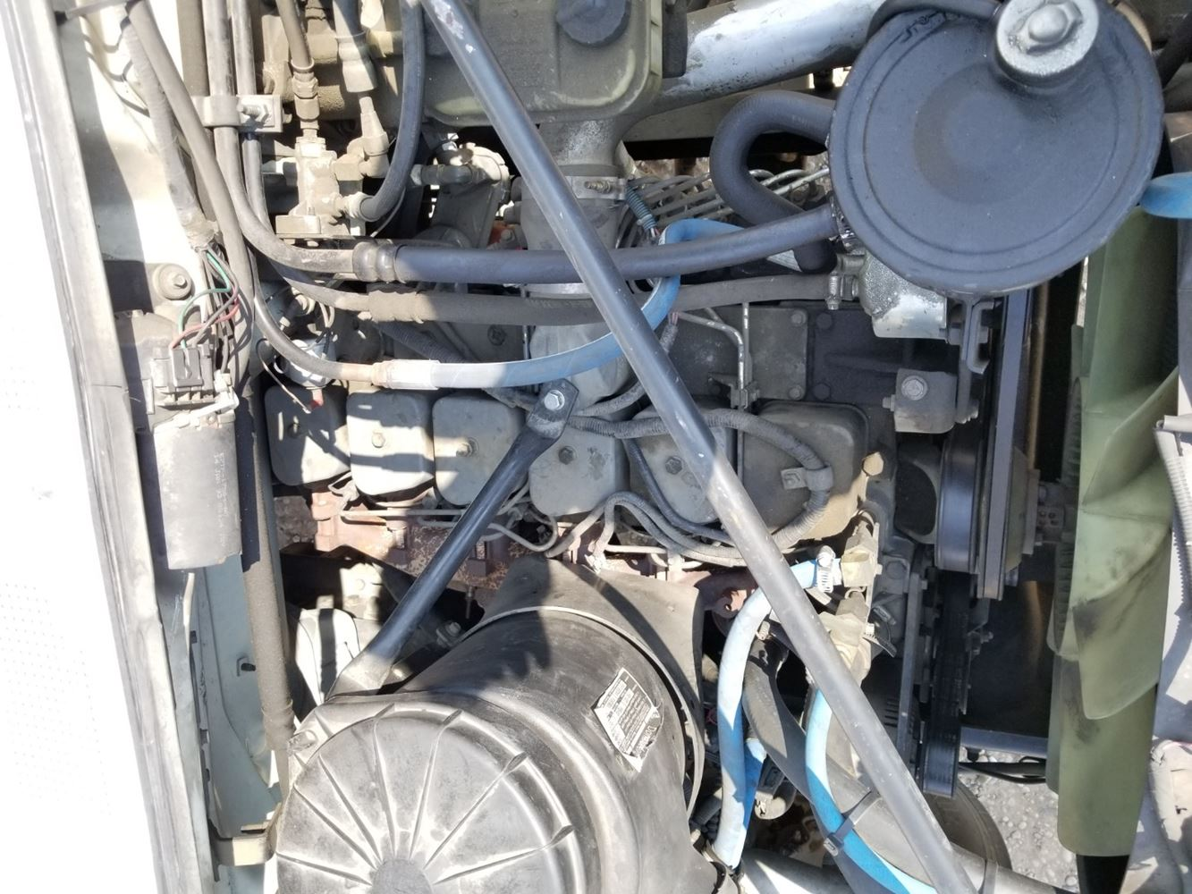 1993 Ford F700 Tpi