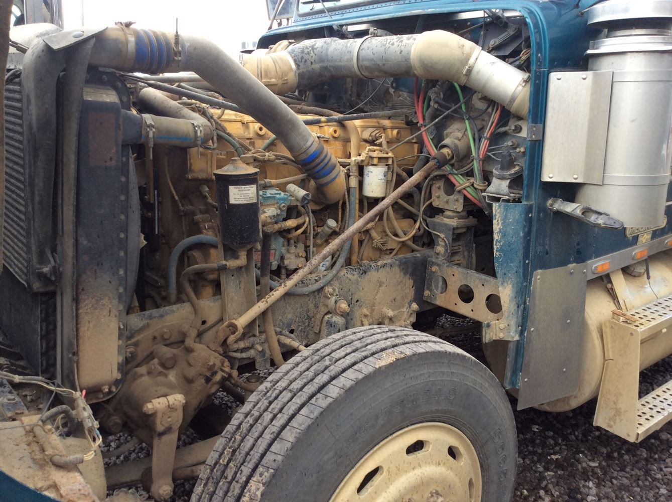 1996 Freightliner CLASSIC (Stock #102316-6)