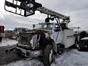Ford F800 - Salvage 30818