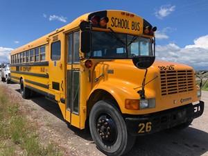International 3800 BUS THOMAS - Salvage 60218