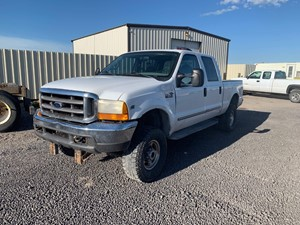 Ford F-250 - Salvage 62319