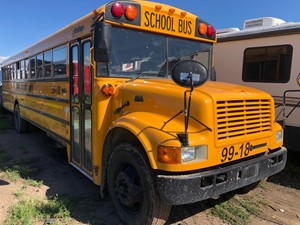 International 3800 CONV BUS - Salvage 60418
