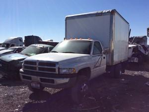 Salvage Heavy Duty Dodge Trucks | TPI