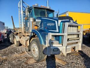 Kenworth T800 - Salvage 100919
