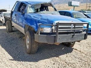 Dodge Ram Pickup - Salvage 92219