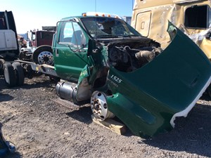 Ford F-750 - Salvage 60217