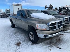 Dodge Ram Pickup - Salvage 22721