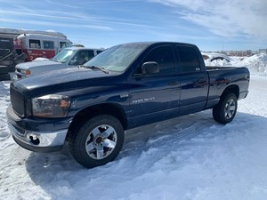Dodge Ram Pickup - Salvage 22120