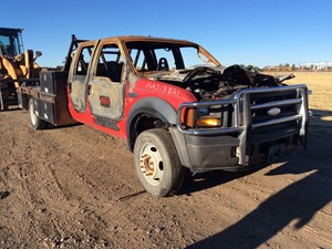 Ford F-450 - Salvage 91718