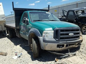 Ford F-550 - Salvage 90418