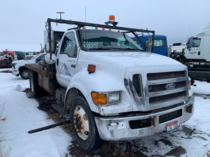 Ford F-650 - Salvage 12821