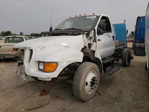 Ford F-750 - Salvage 91221
