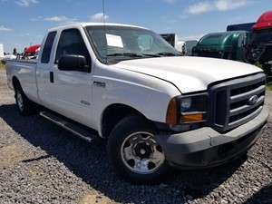 Ford F350 SUPERDUTY - Salvage 70518
