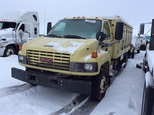 GMC C5500 - Salvage 20419