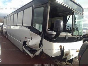 Blue Bird Commercial Bus - Salvage 120120