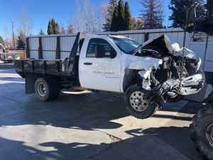 Chevrolet Silverado - Salvage 111118