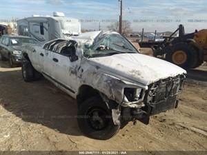 Dodge Ram Pickup - Salvage 71621
