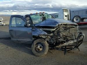 Dodge Ram Pickup - Salvage 31618