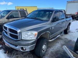 Dodge Ram Pickup - Salvage 22821