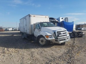 Ford F-650 - Salvage 52721