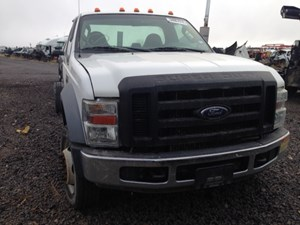 Ford F-550 - Salvage 111216