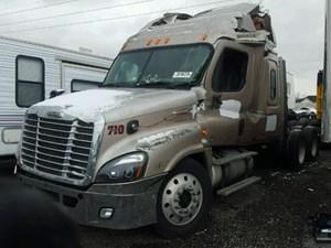 Freightliner Cascadia 125 - Salvage 51617