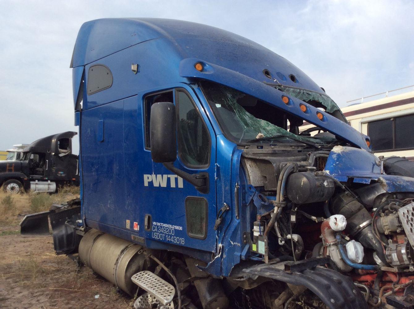 T2000 Kenworth Truck Electrical Wiring