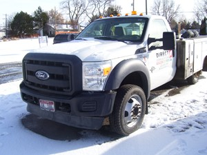 Ford F-550 - Complete 20719