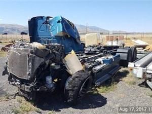 Freightliner Cascadia 125 - Salvage 92417
