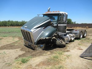 Peterbilt 384 - Salvage 90620