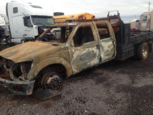Ford F-550 - Salvage 110316