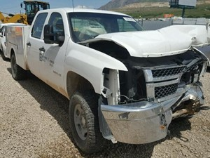 Chevrolet Silverado - Salvage 81018