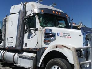 Freightliner Coronado 12 - Salvage 41521